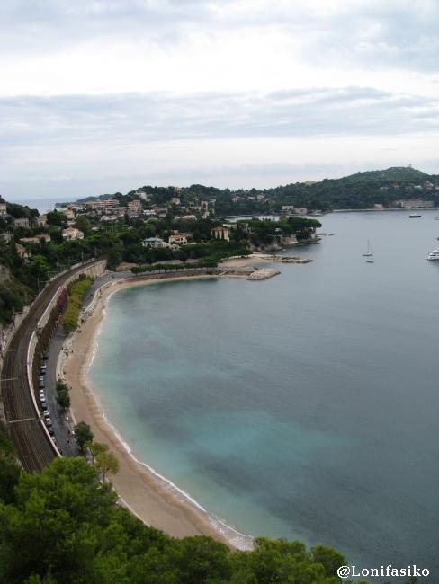 Playa de Villefranche