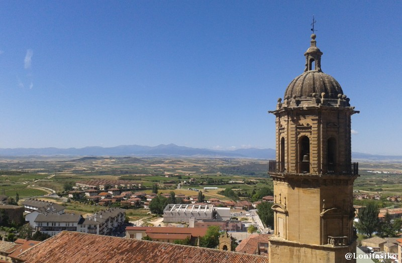 Panorámica desde la Ermita del Santo Cristo