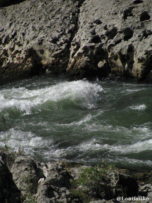 Río Irati Foz Lumbier Fotos