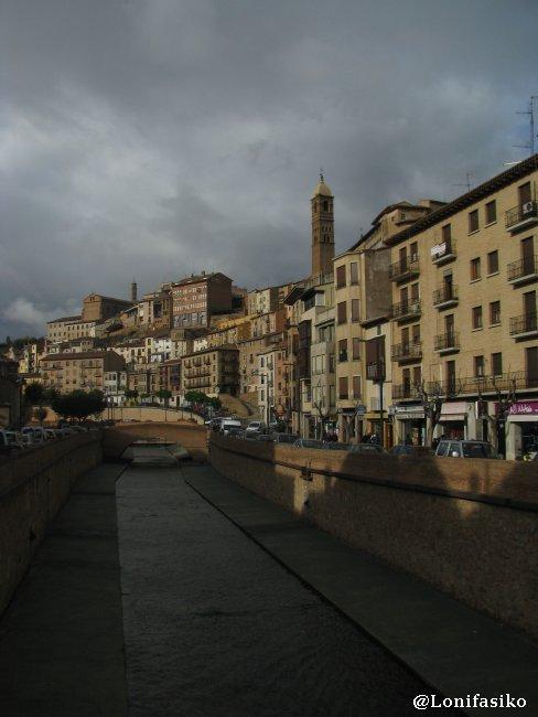 Tarazona, capital de la comarca del Moncayo