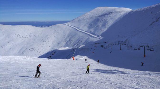Valdezcaray, la coqueta estación de esquí de La Rioja