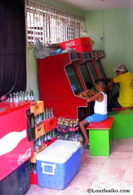 Sala de máquinas recreativas en Valladolid