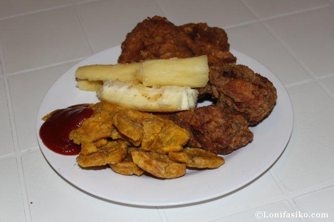 Comida y gastronomía típica en Samaná República Dominicana