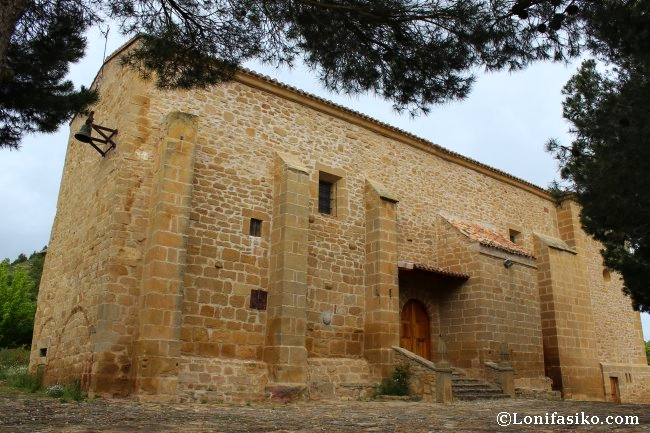 Ermita Santa María de Davalillo