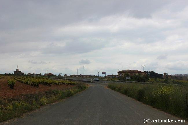 Castillo Davalillo cómo llegar La Rioja