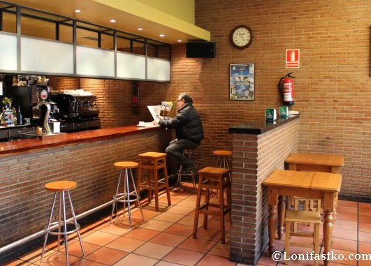 Bar del Restaurante Hilarion