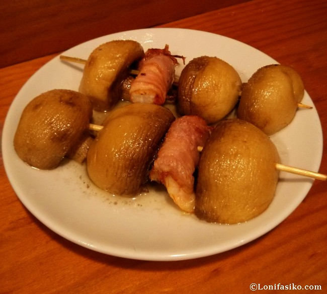 Euskadi y sus famosos pintxos, esas pequeñas deliciosas creaciones gastronómicas