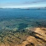 Bateas de mejillones desde Cabo da Cruz