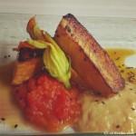 Bonito en el restaurante Eirado da Leña