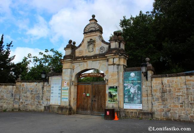 Parque Karpin Abentura Fotos Karrantza