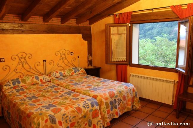 Dónde dormir en Karrantza casas rurales