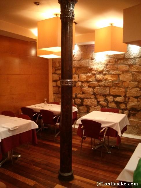 Restaurante Harrobia Bilbao Casco Viejo