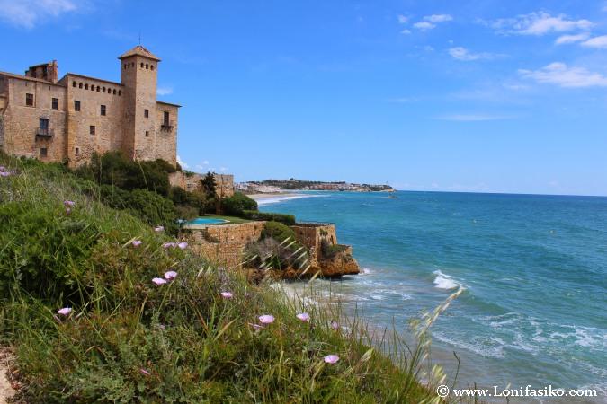 Castell de Tamarit en Altafulla Fotos Tarragona Costa Dorada
