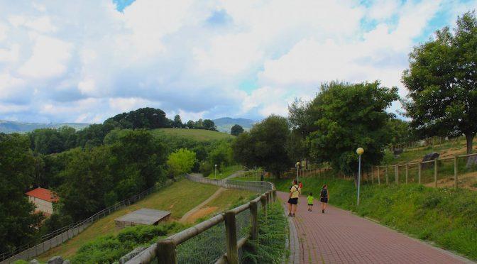 Karpin Abentura en familia, un didáctico parque de animales en Karrantza