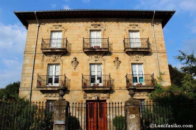 Palacio Esteibar-Arauna, barroco del siglo XVIII