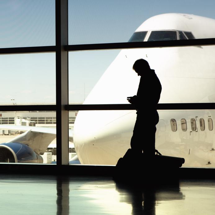 Esperas y tiempos muertos en el aeropuerto, una constante en un business trip