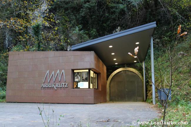 Precio Entrada Cuevas de Arrikrutz en Oñati