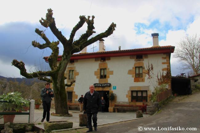 Goiko Benta Hotel Restaurantes en Arantzazu
