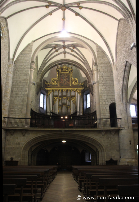 Iglesia de San Miguel de Oñati Oñate