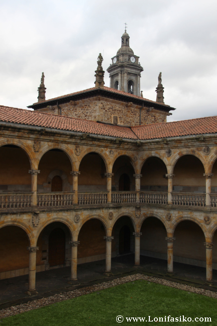 Iglesia de San Miguel en Oñati Oñate