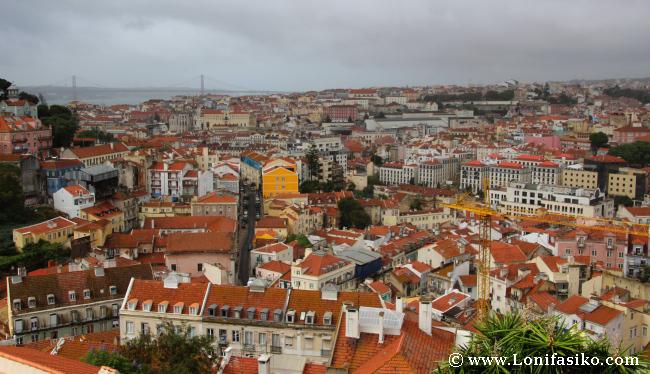 Lisboa, la bohemia y caóticamente bella capital de Portugal