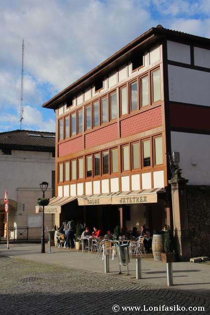 Restaurante Soloa, comida casera de calidad en pleno centro de Abadiño