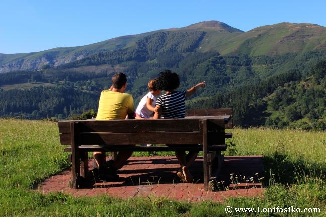 Viajar con niños y viajes en familia