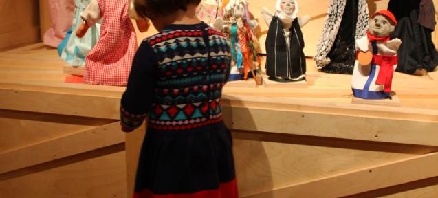 Qué hacer en Tolosa con niños: Visita en familia a Topic, museo centro internacional del títere