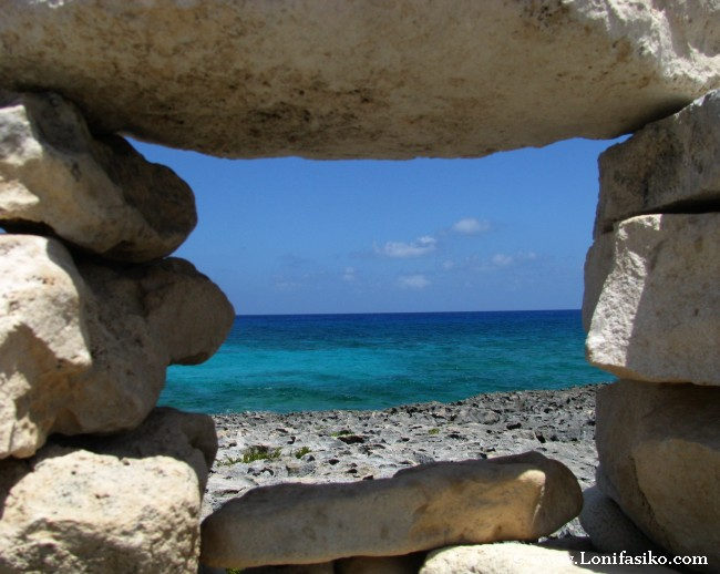 Cozumel, una ventana natural al Mar Caribe