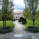 Espacios verdes y relax del Hotel Amalurra