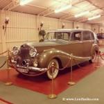 Rolls Royce Phantom en Torre Loizaga