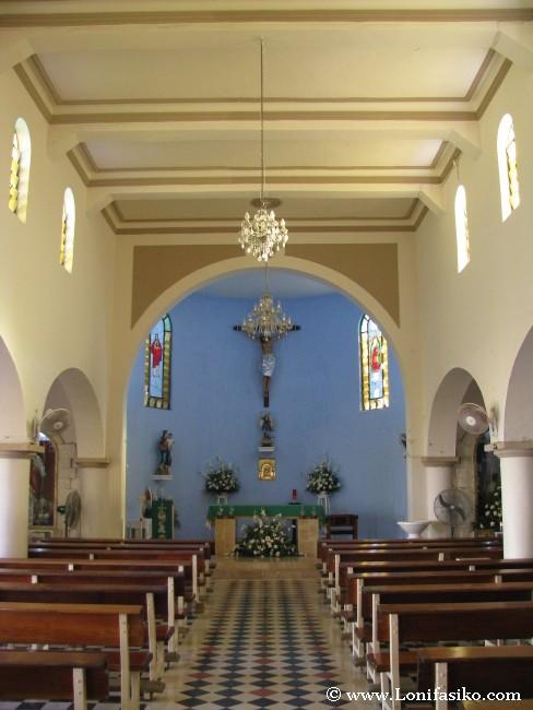 Iglesia de San Miguel de Cozumel