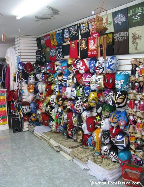 Shopping in Cozumel, de compras en San Miguel
