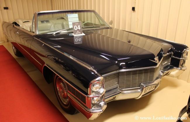 Cadillac, una marca que también tiene presencia en la colección