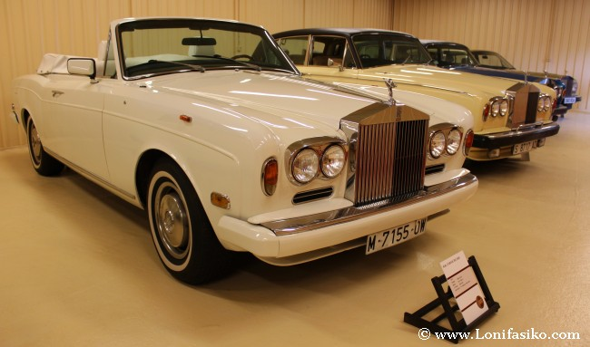 Set de Rolls-Royce impecables