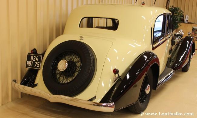Hispano Suiza K 6, otra legendaria marca automovilística