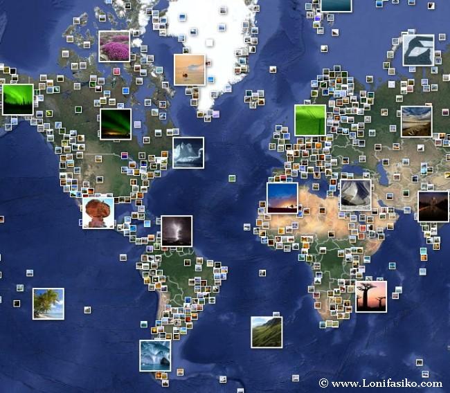 Fuentes de inspiración visual para viajar