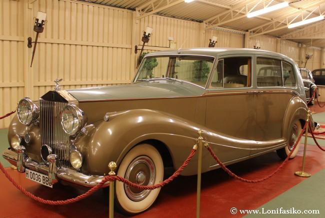Rolls-Royce Phantom IV, uno de los coches más míticos de la casa