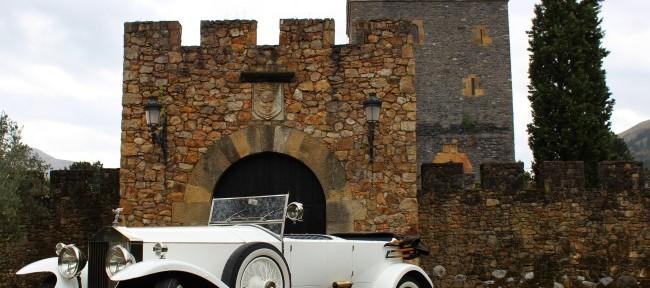 Torre Loizaga: La meca de los Rolls-Royce
