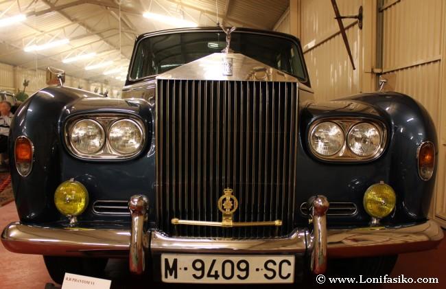 Rolls-Royce Phantom VI, un monstruo de la carretera