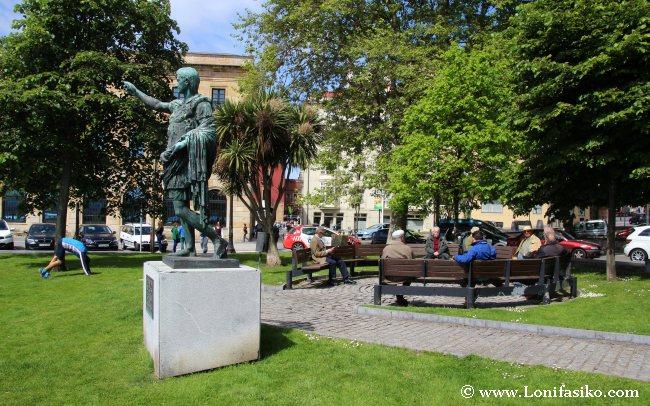 Gijón pasado romano museo