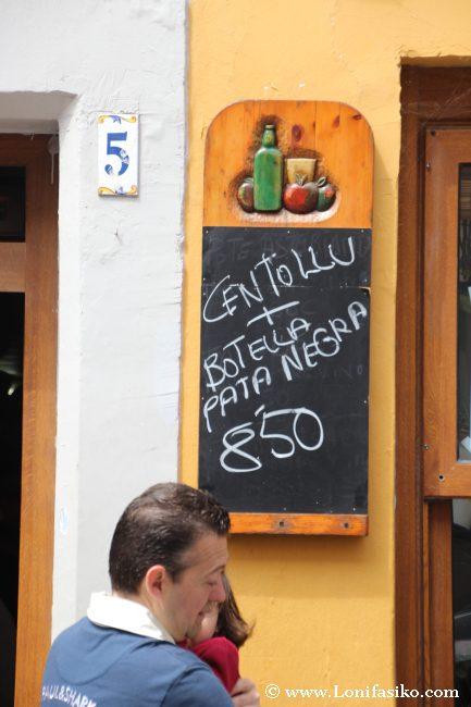 Amplia oferta gastronómica, con sabor marinero, en el Barrio de Cimavilla