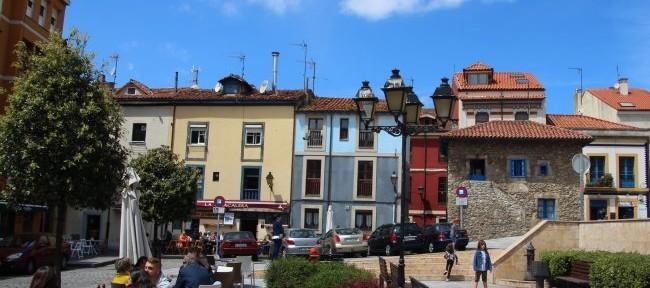 Visita al emblemático barrio marinero de Cimavilla, casco histórico de Gijón