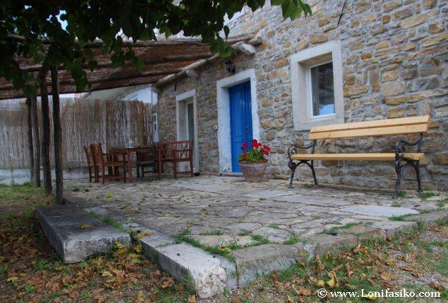 Casa rural en la costa adriática eslovena