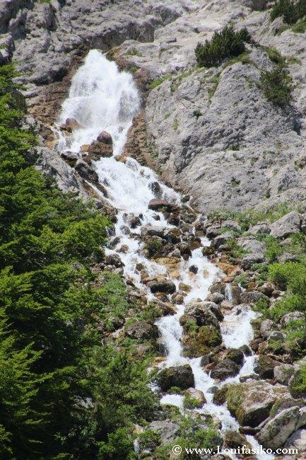 Cascada de Tamar o Nadiza