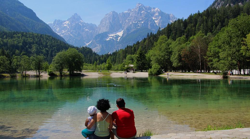Guía de viaje a Eslovenia con niños