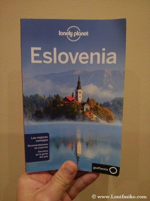 Guía Lonely Planet Eslovenia