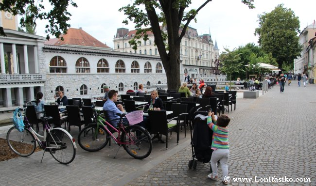 Nivel de vida y ocio en Eslovenia