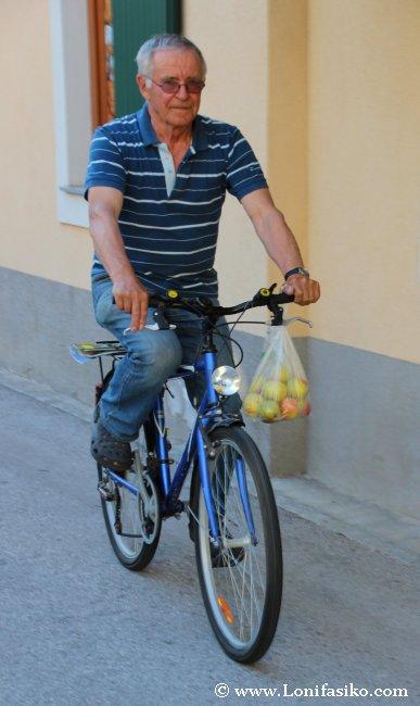 El ritmo de vida es tranquilo en verano en Kranjska Gora