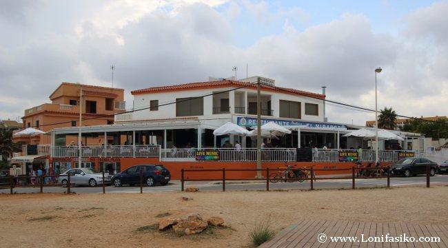 restaurante El Mirador Alcossebre